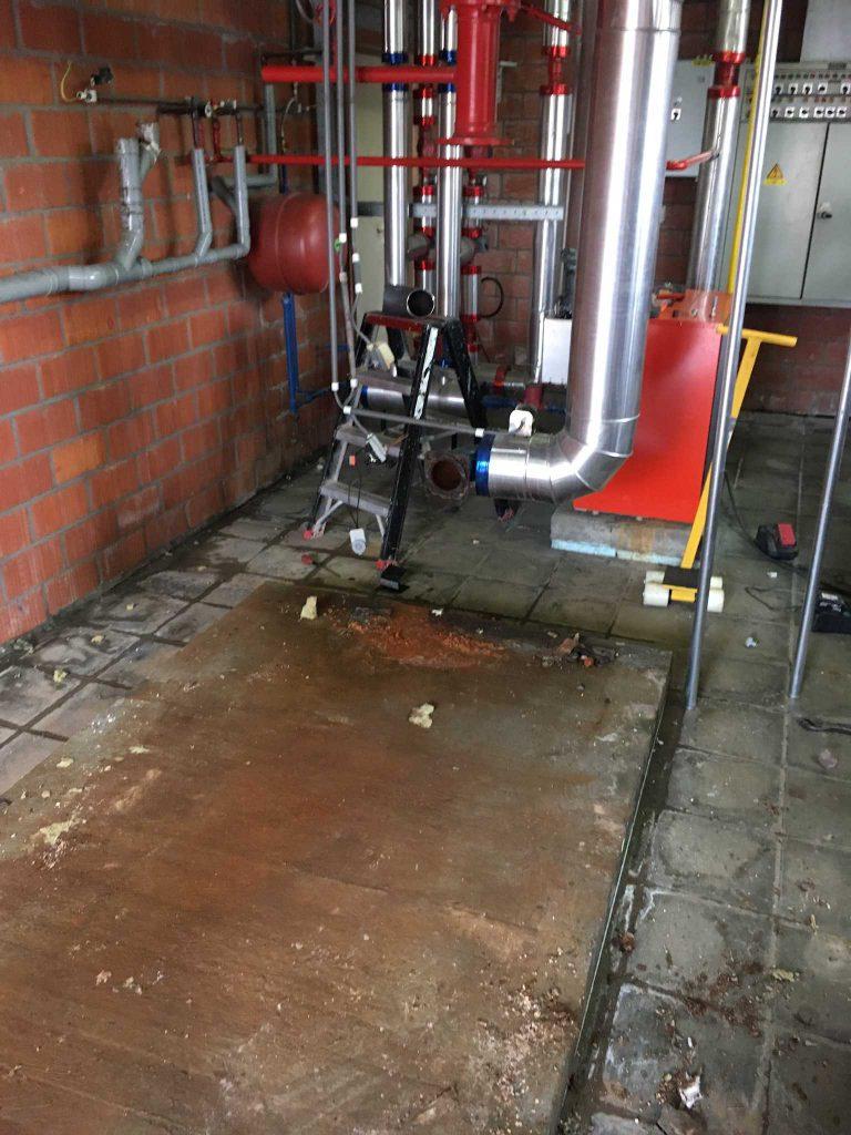 Renovatie stookplaats zwembad Avelgem voor en na_5
