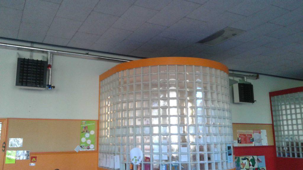 Stookplaats cascade mazout schoolgebouw_1
